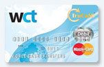 WCT Travel Card - CAD